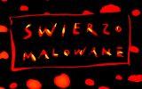 """okładka """"Świerzo malowane. Waldemar Świerzy"""", idea Stanisław Wieczorek, koncepcja i realizacja Zdzisław Schubert"""